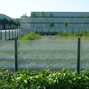 Light Steel Fence